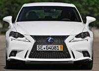 Lexus IS 2014 Гибрид и V6