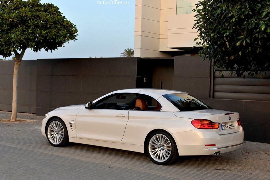BMW 4-Sеries Cabriolet фото 1