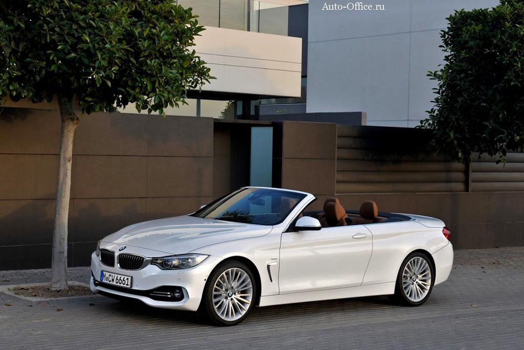 BMW 4-Sеries Cabriolet фото 2