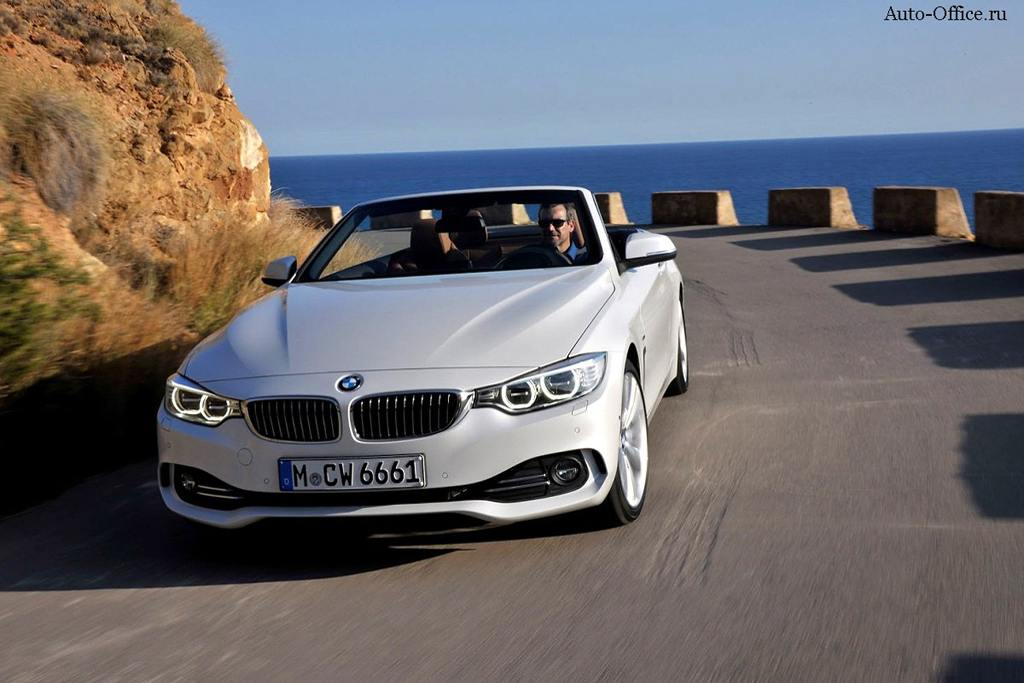 BMW 4-Sеries Cabriolet фото 3