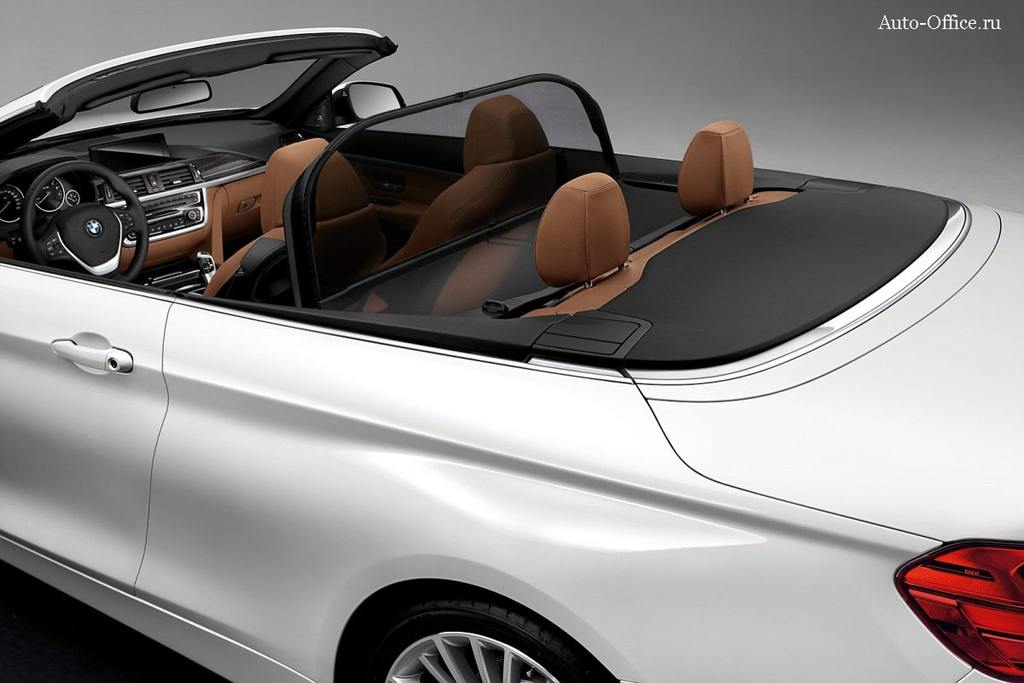 BMW 4-Sеries Cabriolet фото 4