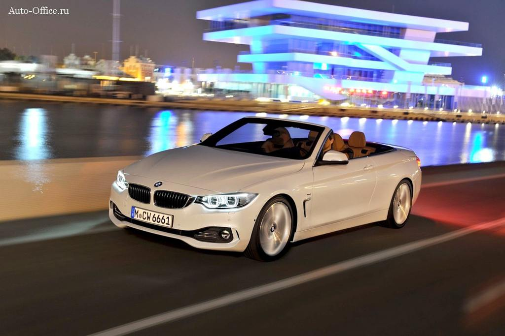 Фото BMW 4-Sеries Cabriolet