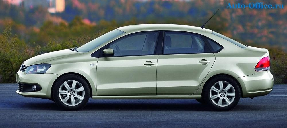 Volkswagen Polo Sedan 2014-го года - фото 2