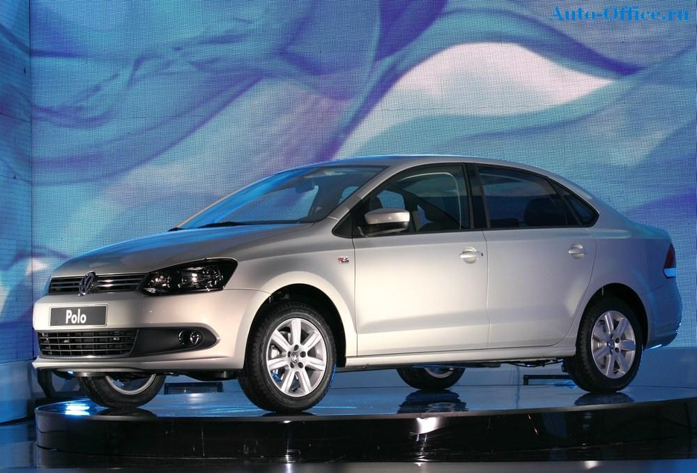 Фото Volkswagen Polo Sedan 2014-го года