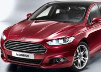 Ford Mondeo 2015-2016 года