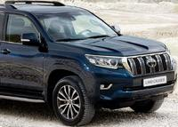 Toyota Land Cruiser 150 Prado 2017-2018 года