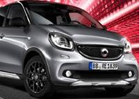 Smart ForFour Crosstown 2018